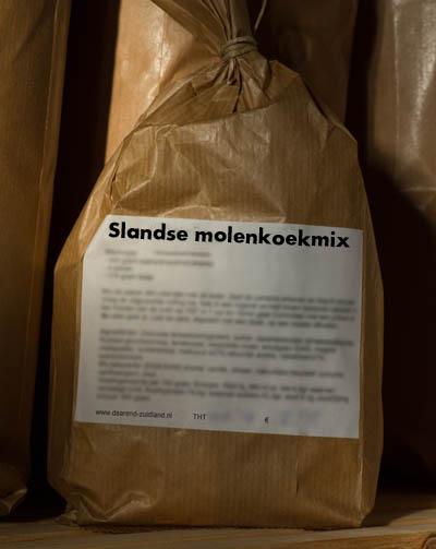 Slandse molenkoekmix