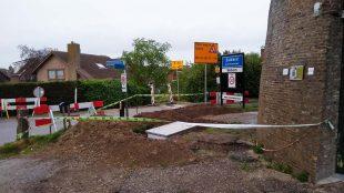 Aansluiting waterleidingnet