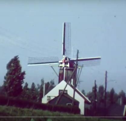 Molen jaren '70 20e eeuw
